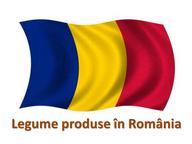 Legume produse in Romania